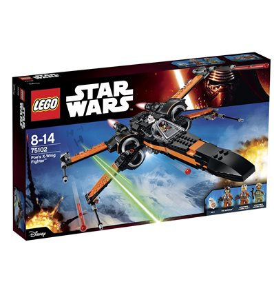 LEGO® Star Wars™ - 75102 - Poe's X-Wing Fighter™