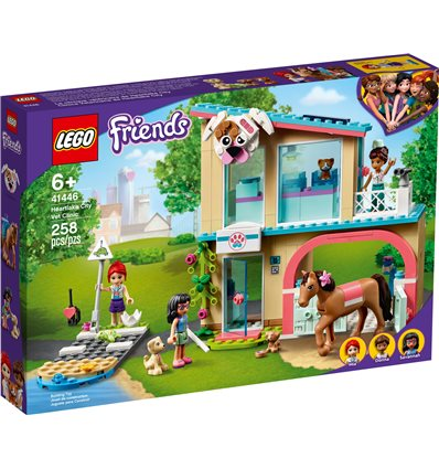 LEGO® Friends - 41446 - Heartlake City Tierklinik