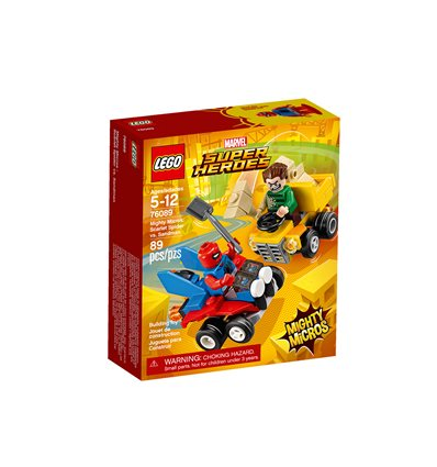 LEGO Marvel Super Heroes - 76089 - Mighty Micros: Scarlet Spider vs. Sandman