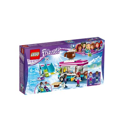 LEGO® Friends - 41319 - Kakaowagen am Wintersportort