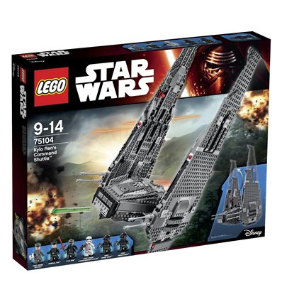 LEGO® Star Wars™ - 75104 - Kylo Ren's Command Shuttle