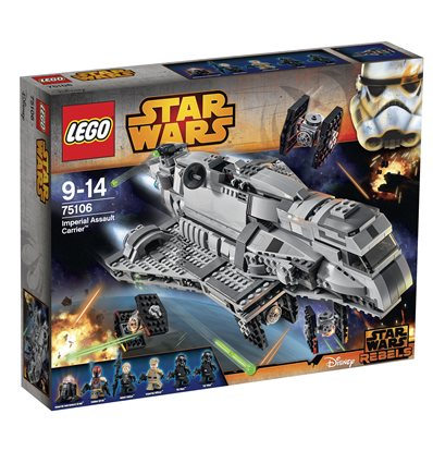 LEGO® Star Wars™ - 75102 - Imperial Assault Carrier