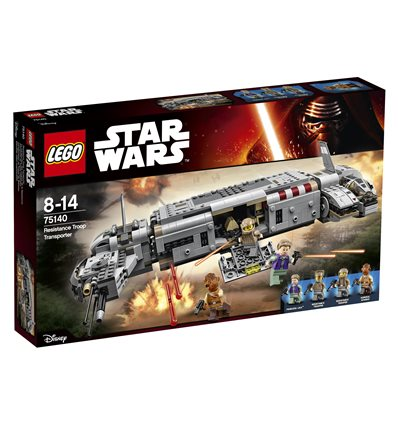 LEGO® Star Wars™ - 75140 - Resistance Troop Transport