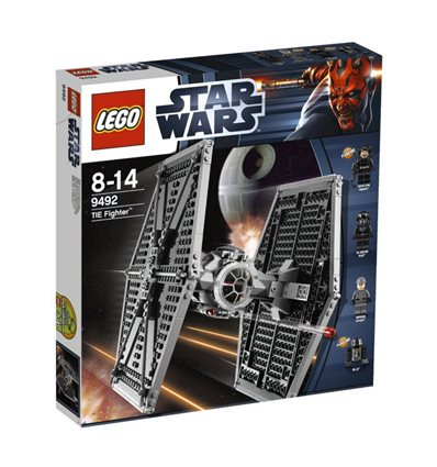 LEGO® Star Wars™ - 9492 - TIE Fighter