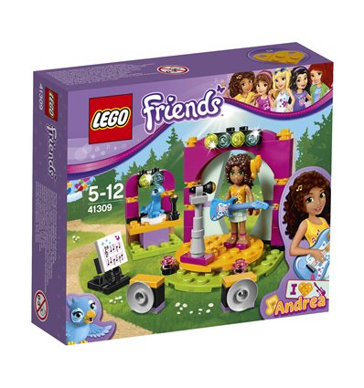 LEGO® Friends - 41309 - Andreas Showbühne