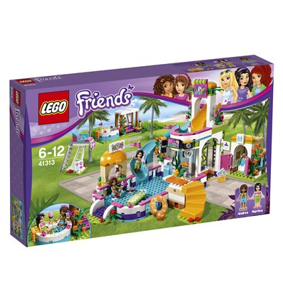 LEGO® Friends - 41313 - Heartlake Summer Pool