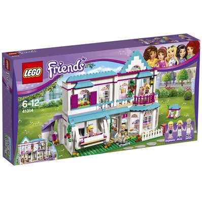 LEGO® Friends - 41314 - Stephanies Haus