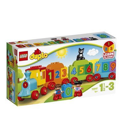 LEGO® DUPLO® - 10847 - Number Train