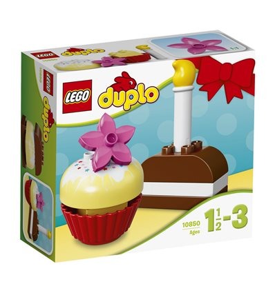 LEGO® DUPLO® - 10850 - My First Cakes