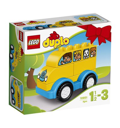 LEGO® DUPLO® - 10851 - My First Bus