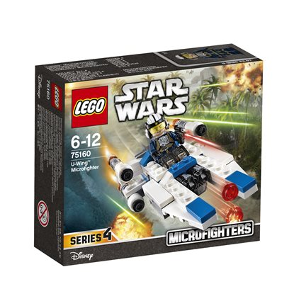 LEGO® Star Wars™ - 75160 - U-Wing™ Microfighter