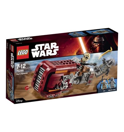 LEGO® Star Wars™ - 75099 - Rey's Speeder