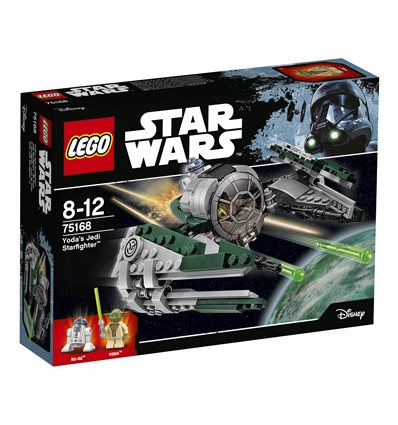 LEGO® Star Wars™ - 75168 - Yoda's Jedi Starfighter™