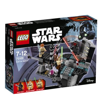 LEGO® Star Wars™ - 75169 - Duel on Naboo™