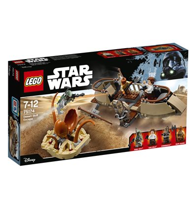 LEGO® Star Wars™ - 75174 - Desert Skiff Escape