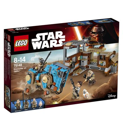 LEGO® Star Wars™ - 75148 - Encounter on Jakku