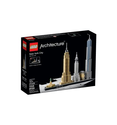 LEGO® Architecture - 21028 - New York City