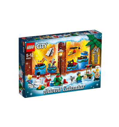 LEGO® City - 60201 - LEGO® City Adventskalender