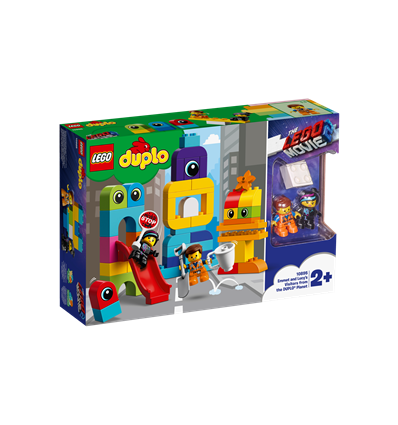 LEGO® DUPLO™ The LEGO Movie 2 - 10895 - Besucher vom LEGO® DUPLO® Planeten