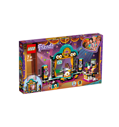 LEGO® Friends - 41368 - Andreas Talentshow
