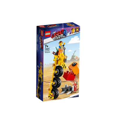 LEGO® Movie 2 - 70823 - Emmets Dreirad!