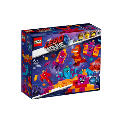 LEGO® Movie 2 - 70825 - Königin Wasimma Si-Willis Bau-Was-Du-Willst-Box!