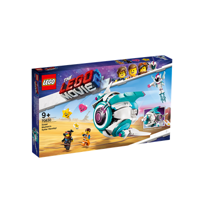 LEGO® Movie 2 - 70830 - Sweet Mischmaschs Systar Raumschiff