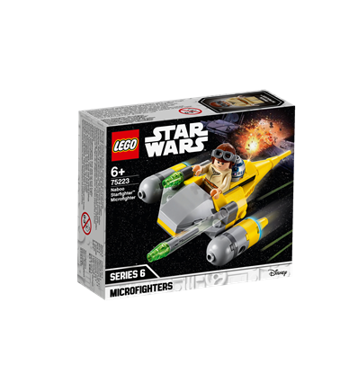 LEGO® Star Wars™ - 75223 - Naboo Starfighter™ Microfighter