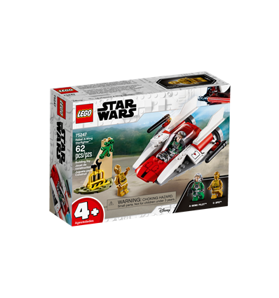 LEGO® Star Wars™ - 75247 - Rebel A-Wing Starfighter™