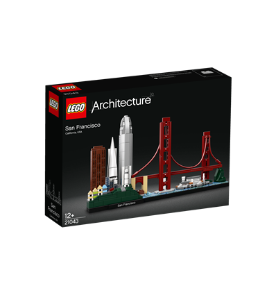 LEGO® Architecture - 21043 - San Francisco