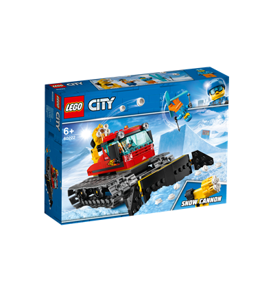 LEGO® City Great Vehicles - 60222 - Pistenraupe