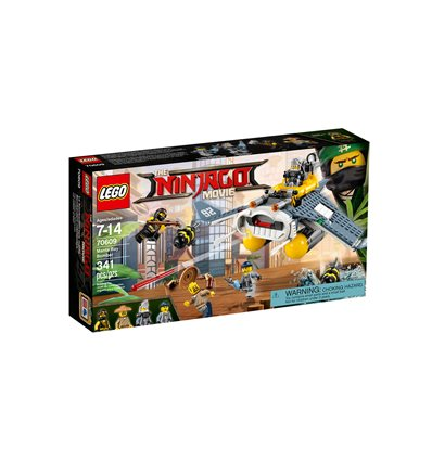 LEGO® The LEGO Ninjago Movie - 70609 - Mantarochen-Flieger