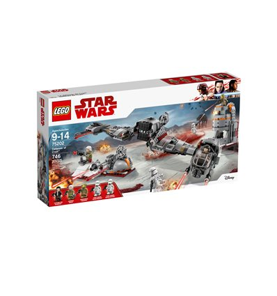 LEGO® Star Wars™ - 75202 - Defense of Crait™