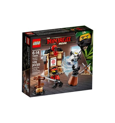 LEGO® The LEGO Ninjago Movie - 70606 - Spinjitzu-Training