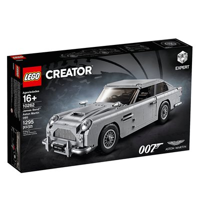 LEGO® Creator - 10262 - James Bond™ Aston Martin DB5