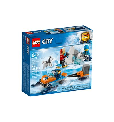 LEGO® City - 60191 - Arktis-Expeditionsteam