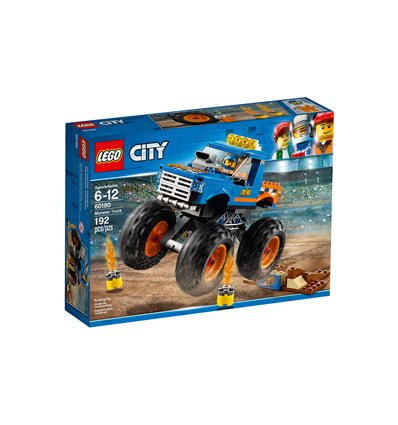 LEGO® City - 60180 - Monster-Truck