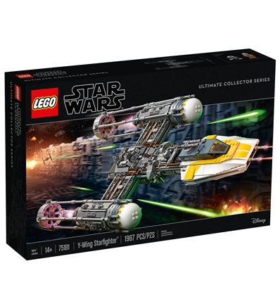 LEGO® 4 Juniors - 75181 - Y-Wing Starfighter™
