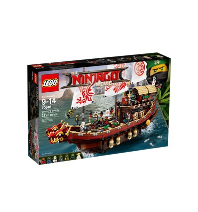 LEGO® The LEGO Ninjago Movie - 70618 - Ninja-Flugsegler