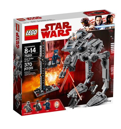 LEGO® Star Wars™ - 75201 - First Order AT-ST™