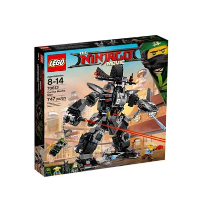 LEGO® The LEGO Ninjago Movie - 70613 - Garmadon&039s Robo-Hai