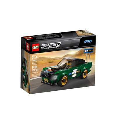 LEGO® Speed Champions - 75884 - 1968 Ford Mustang Fastback