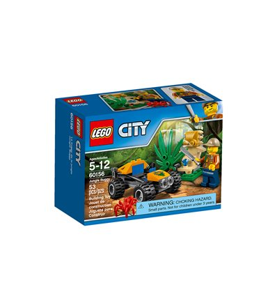 LEGO® City - 60156 - Dschungel-Buggy