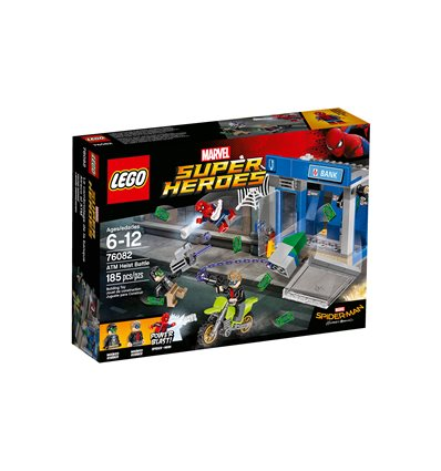 LEGO® Marvel Super Heroes - 76082 - Action am Geldautomaten