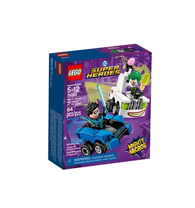 LEGO® DC Comics Super Heroes - 76093 - Mighty Micros: Nightwing™ vs. The Joker™