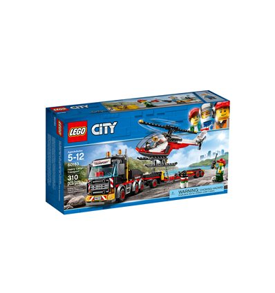 LEGO® City - 60183 - Schwerlasttransporter