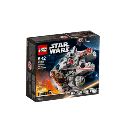 LEGO Star Wars - 75193 - Millennium Falcon™ Microfighter