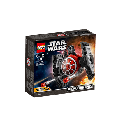 LEGO Star Wars - 75194 - First Order TIE Fighter™ Microfighter