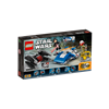 LEGO Star Wars - 75196 - A-Wing™ vs. TIE Silencer™ Microfighters