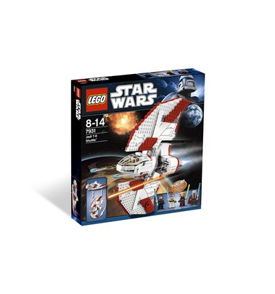 LEGO® Star Wars™ - 7931 - T-6 Jedi Shuttle